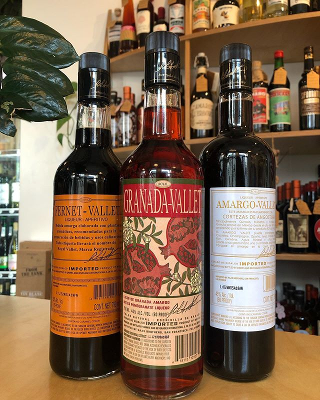 Super duper rad tasting today! Tasting @royalvallet spirits! 6:30p8:30p  Royal Vallet has been making bitter digestifs in Mexico since 1882.  Started by Henri Vallet, a French entrepreneur who moved to Mexico after Maximilian was named emperor.  Though he didn't last, Mr. Vallet and his recipes did, becoming part of Mexican bar culture.  They had never exported their products until 2010, when Jacob Lustig came across their products in a bar in Guadalajara (he's the same person responsible for bringing us those delicious ArteNOM tequilas). Now based in Hildago, Royal Vallet's products are infusions, not distillates, and the base spirit for all three is aguardiente, a high proof spirit from Veracruz. . . . #royalvallet #aguidiente #fernet #bitters #aperitivo #bushwick #irvingbottle #irvingbottleevents #freetasting #blueprintspirits