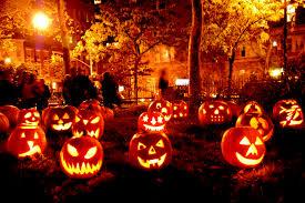 Halloween spookiness