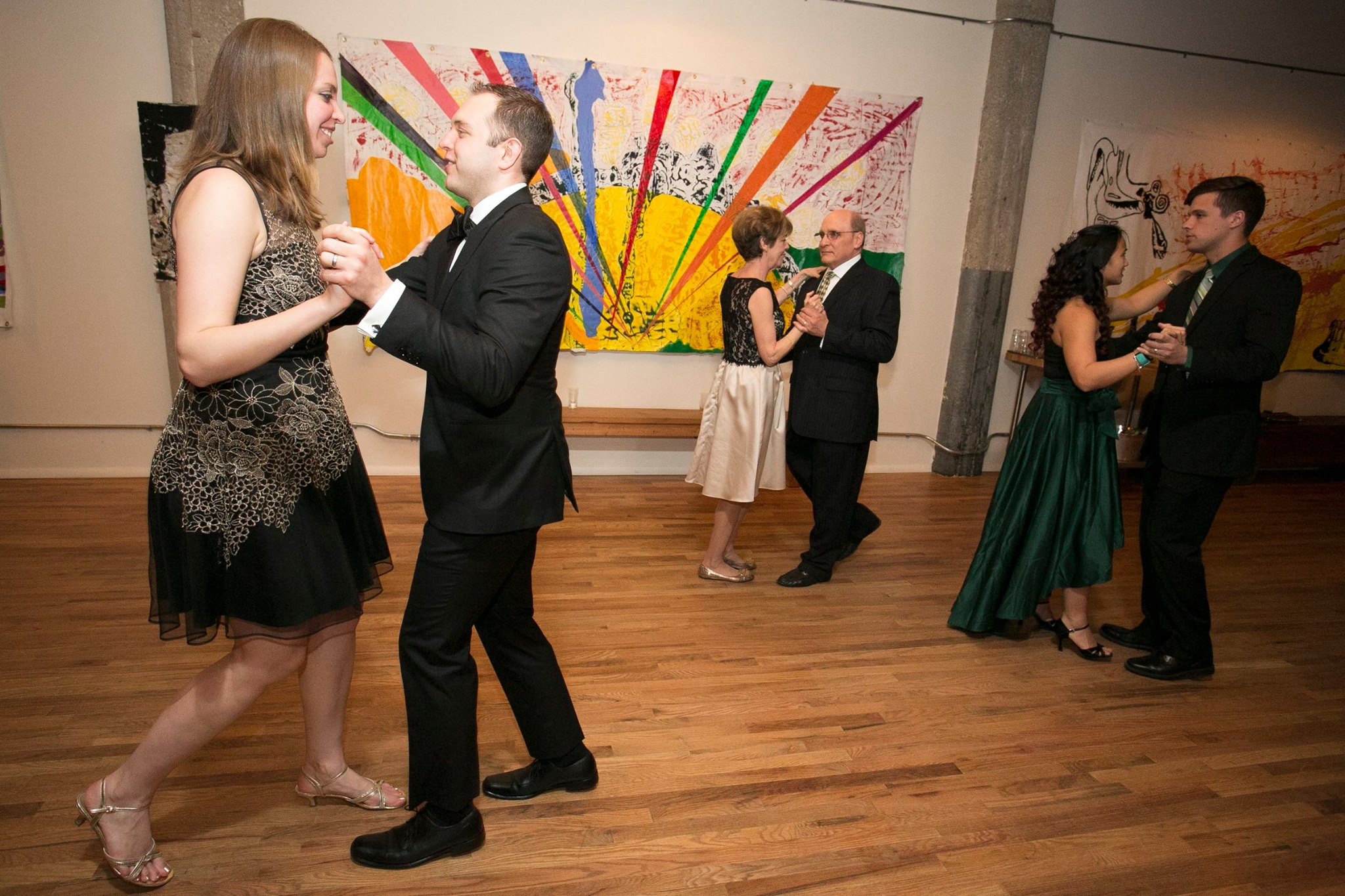 Group dance classes in Chicago