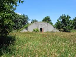 One of the bunkers at Midewin