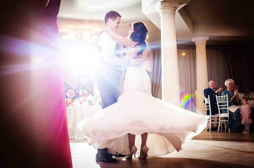 Completely Private Wedding Dance Lessons