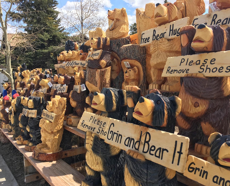wooden-bears-frisco