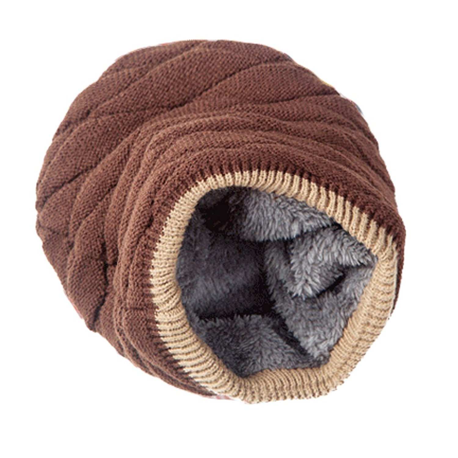 Spikerking Soft Lined Thick Knit Beanie