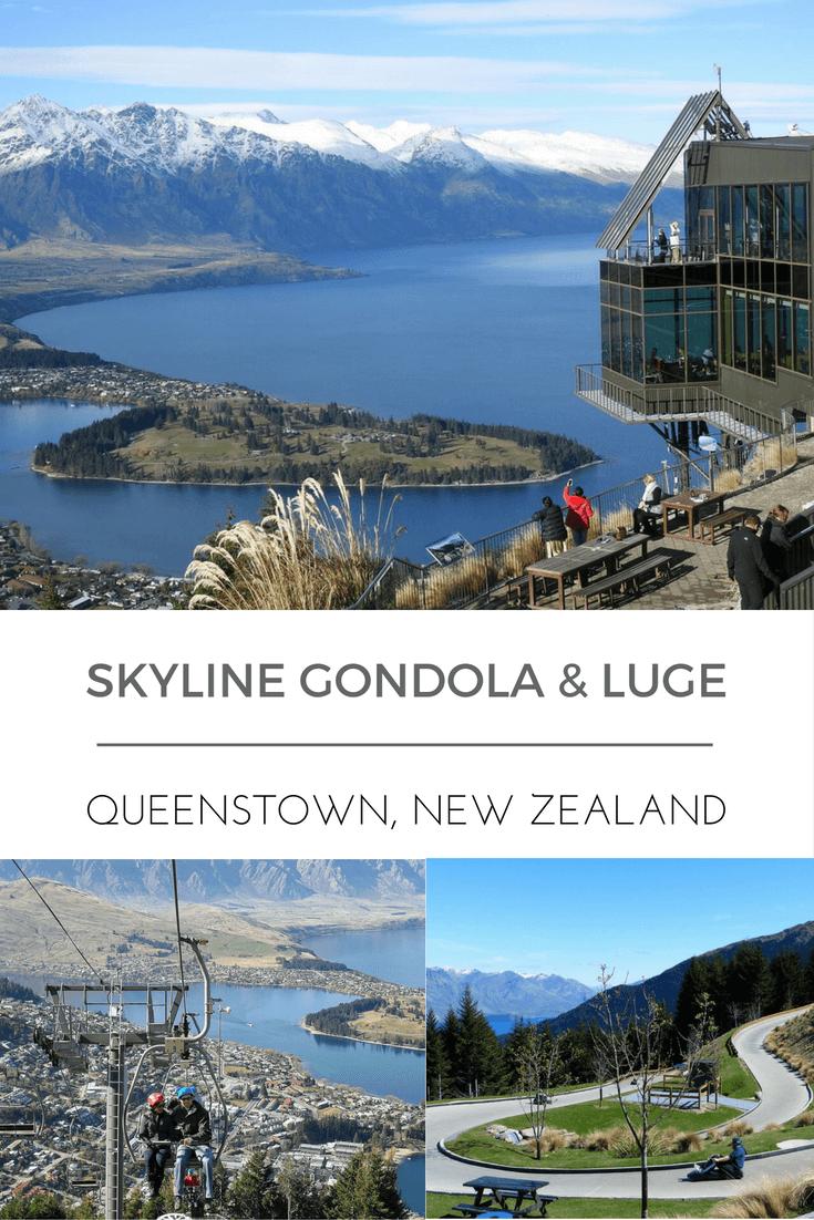 Skyline & Luge - Queenstown, New Zealand