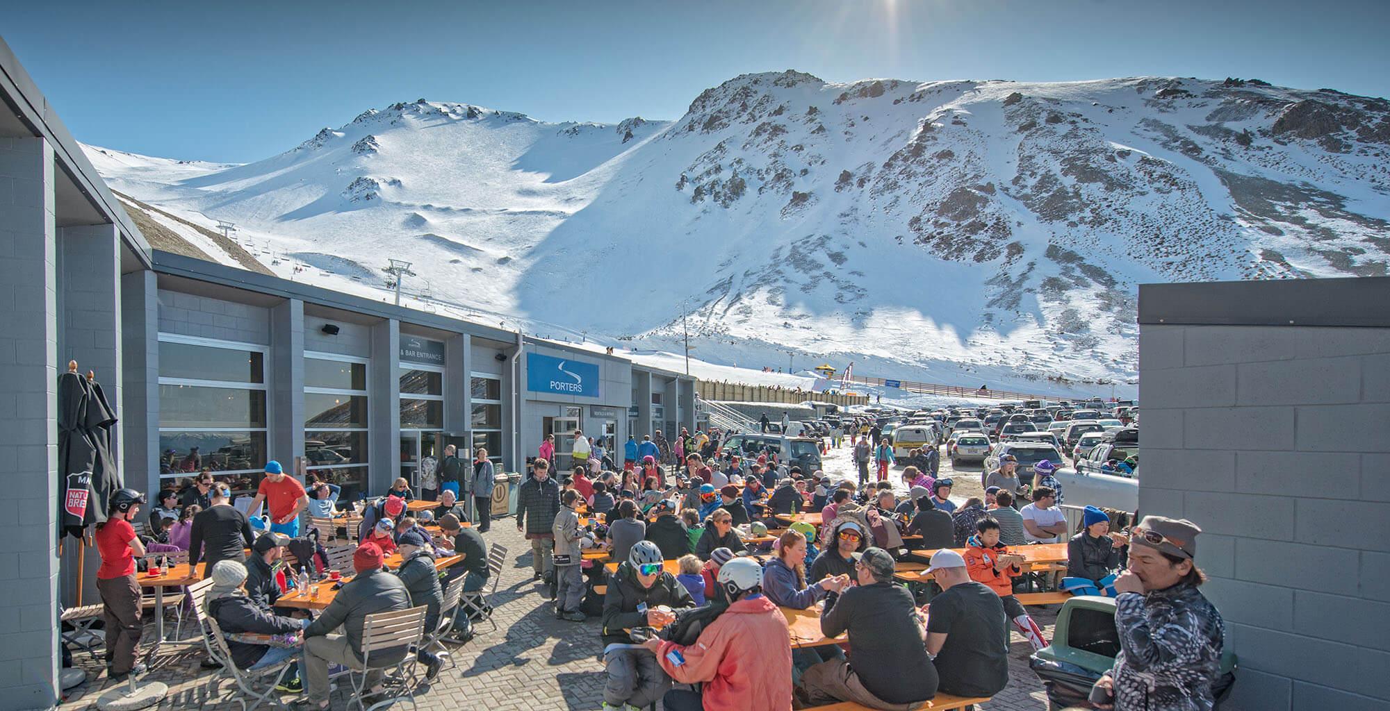 Porters Ski Resort