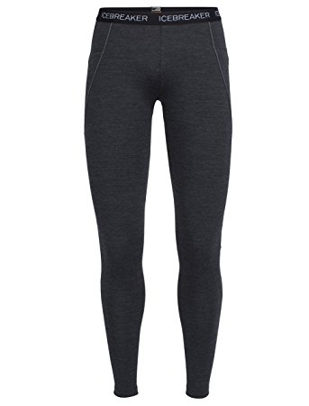 Icebreaker Merino Base Layers - Icebreaker was the pioneer in merino wool clothing. Merino is super lightweight, soft, non-itchy, non-clammy, warm in the cold and cool in the heat, and has a miraculous ability to resist odour. I have had my Icebreaker leggings for over 5 years and they still look and feel brand new. I wear them pretty much every day I am out on the mountain.