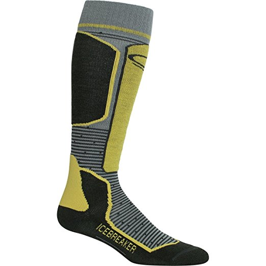 Icebreaker Snow Socks - It's true, we're fans of the Icebreaker brand. We've known people who swear that these socks will never smell and have gone for very long periods of wearing them without washing. I'm not really up for that challenge, but I can confirm after a day of snowboarding in spring conditions, your feet will still be dry and stink free! The best part about these socks, (well in fact all Icebreaker socks) is that they come with a 100% lifetime guarantee. That's a big deal! So if you ever get a hole in your sock, you can take it back to any store that stocks Icebreaker socks and they'll give you a new pair. True story, Mick did it!