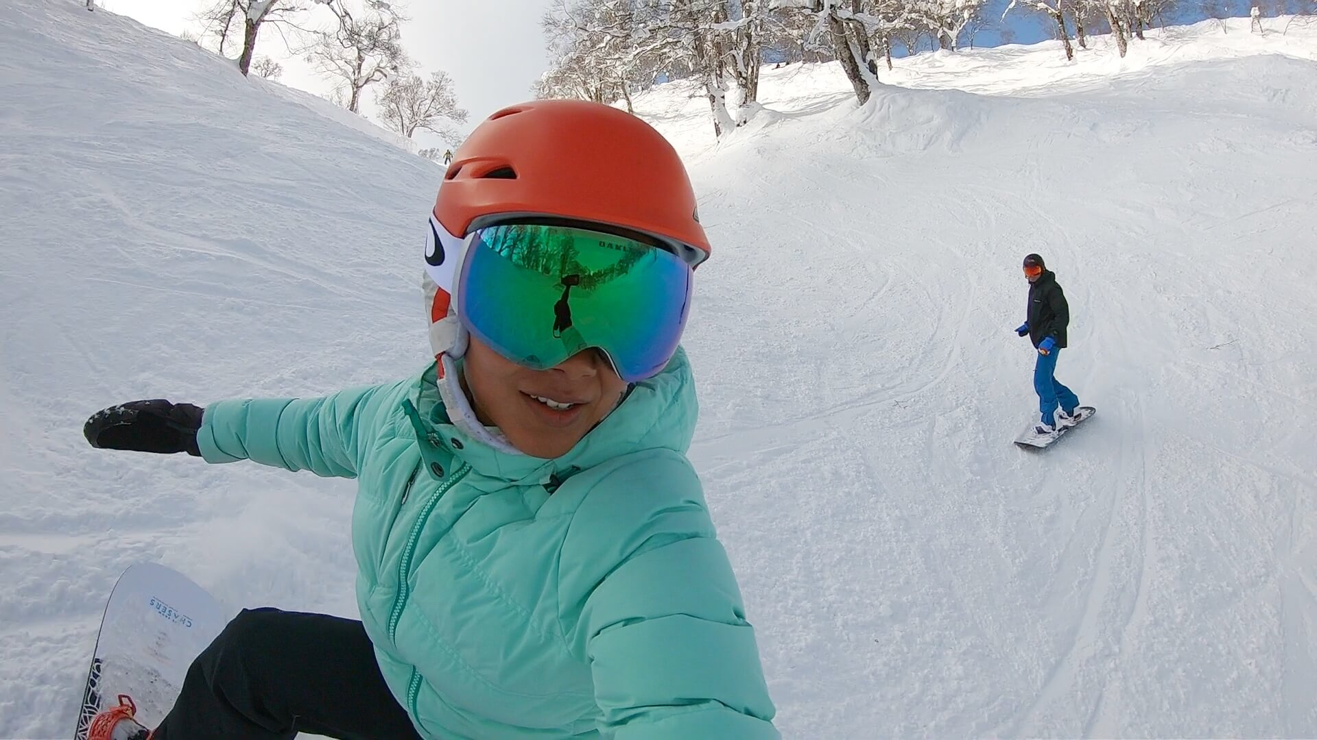SAVAGE PANDA BOARDS IN ACTION - WE LOVE RIDING GULLIES!