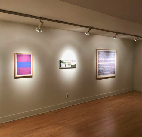 Here, We Are There: Julia Clift & Samantha Mitchell   Gross McCleaf Gallery, Philadelphia, PA  November 2017
