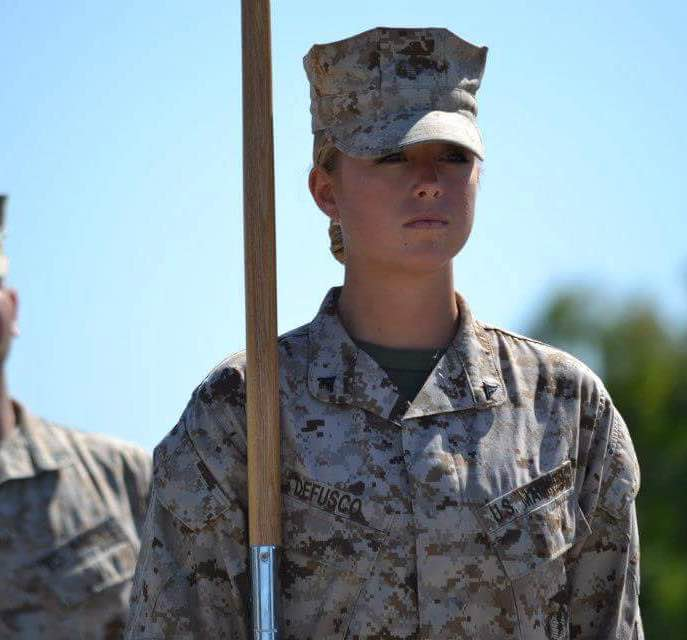 March 2013, Camp Pendleton California.