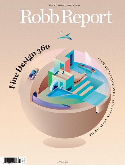 Robb Report April 2018