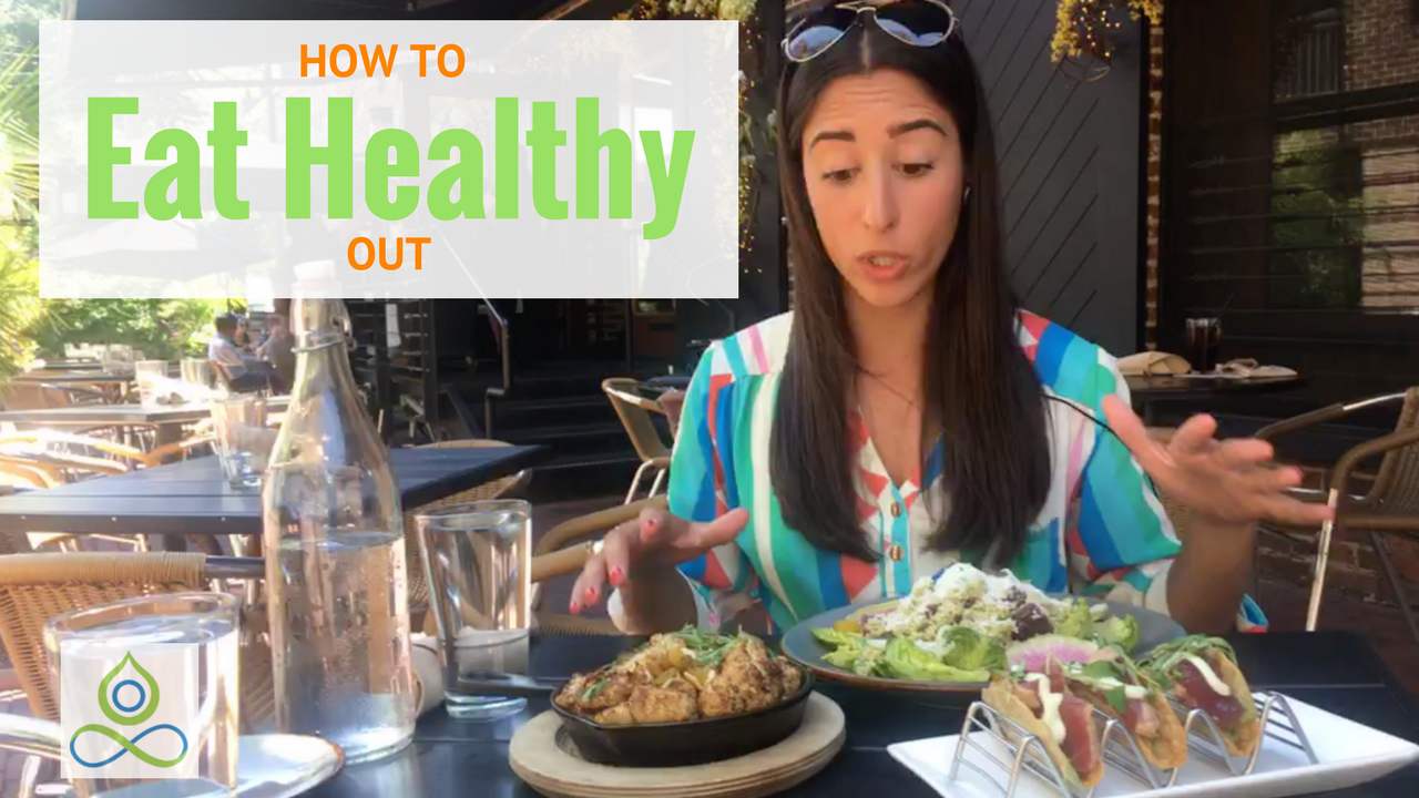 Top 10 Tips For Eating Healthy When Dinning Out