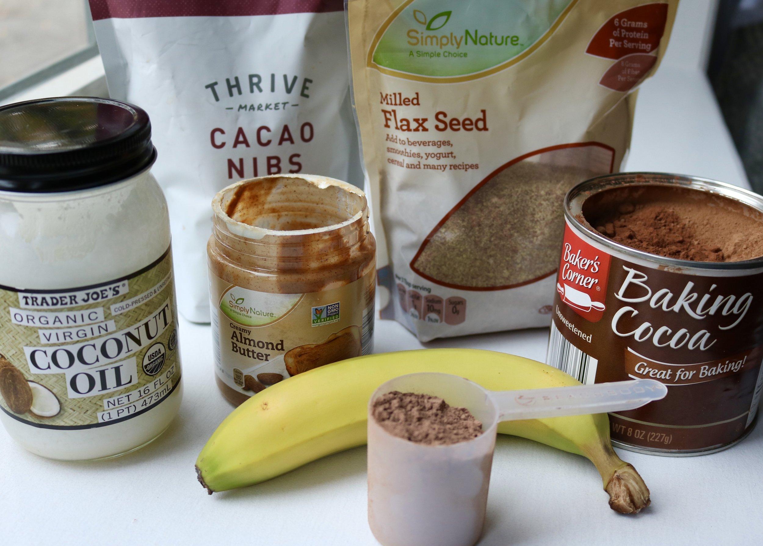Gooey Chocolate Brownies: Gluten-Free & Paleo