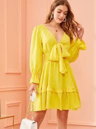 yellow tiered dress.jpg
