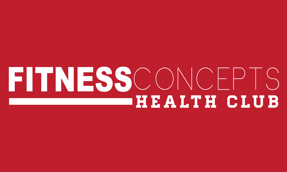 Preview work created for Fitness Concepts
