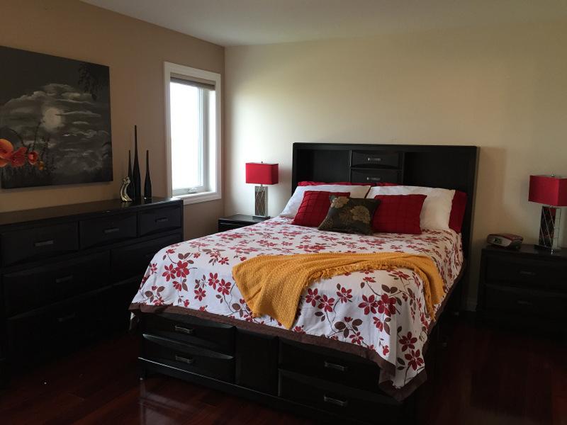 Master Bedroom after.