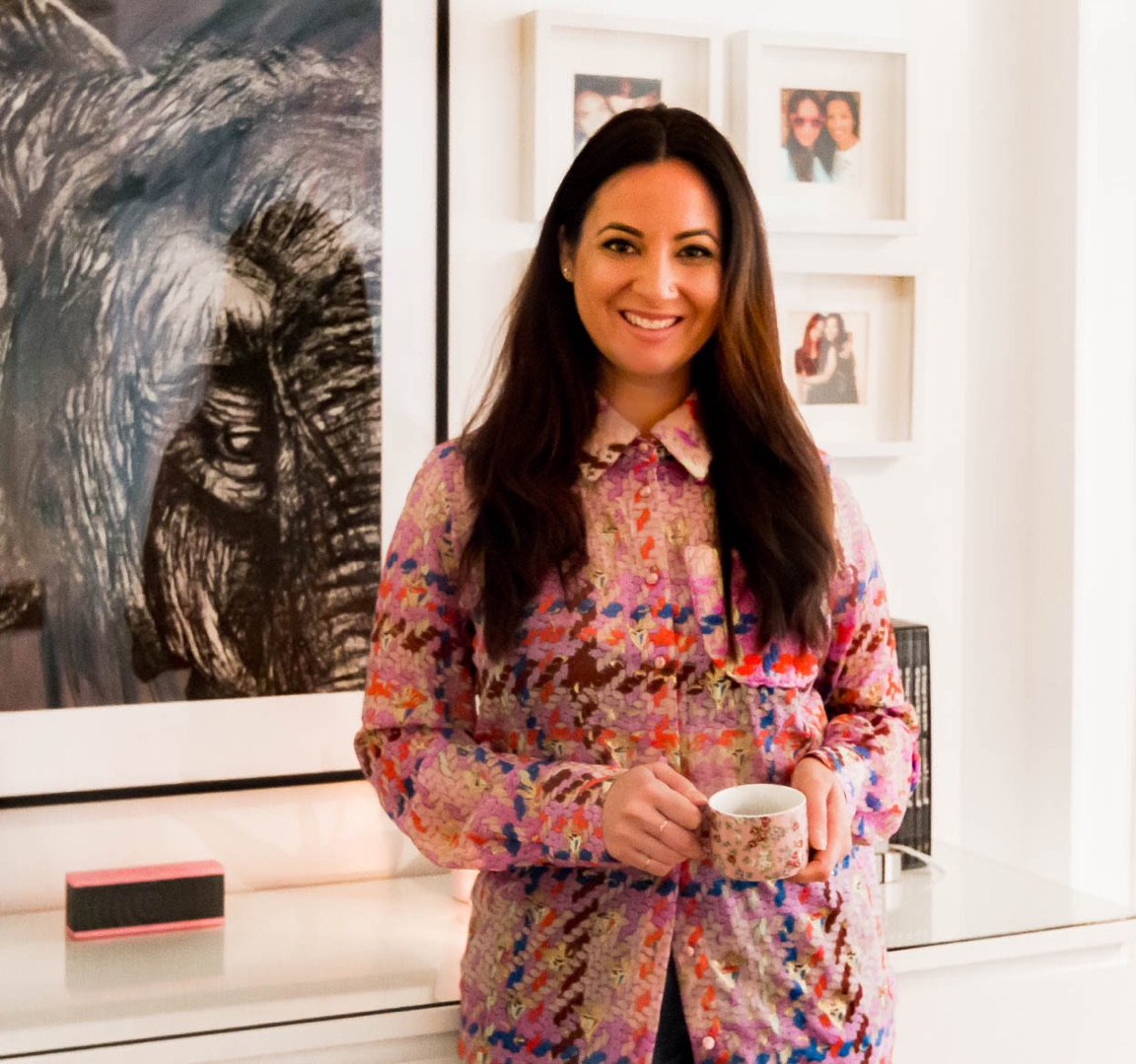 Tanya Sheik, co-owner of NYC store, In Support Of, for Apartment Therapy's Life Stories series