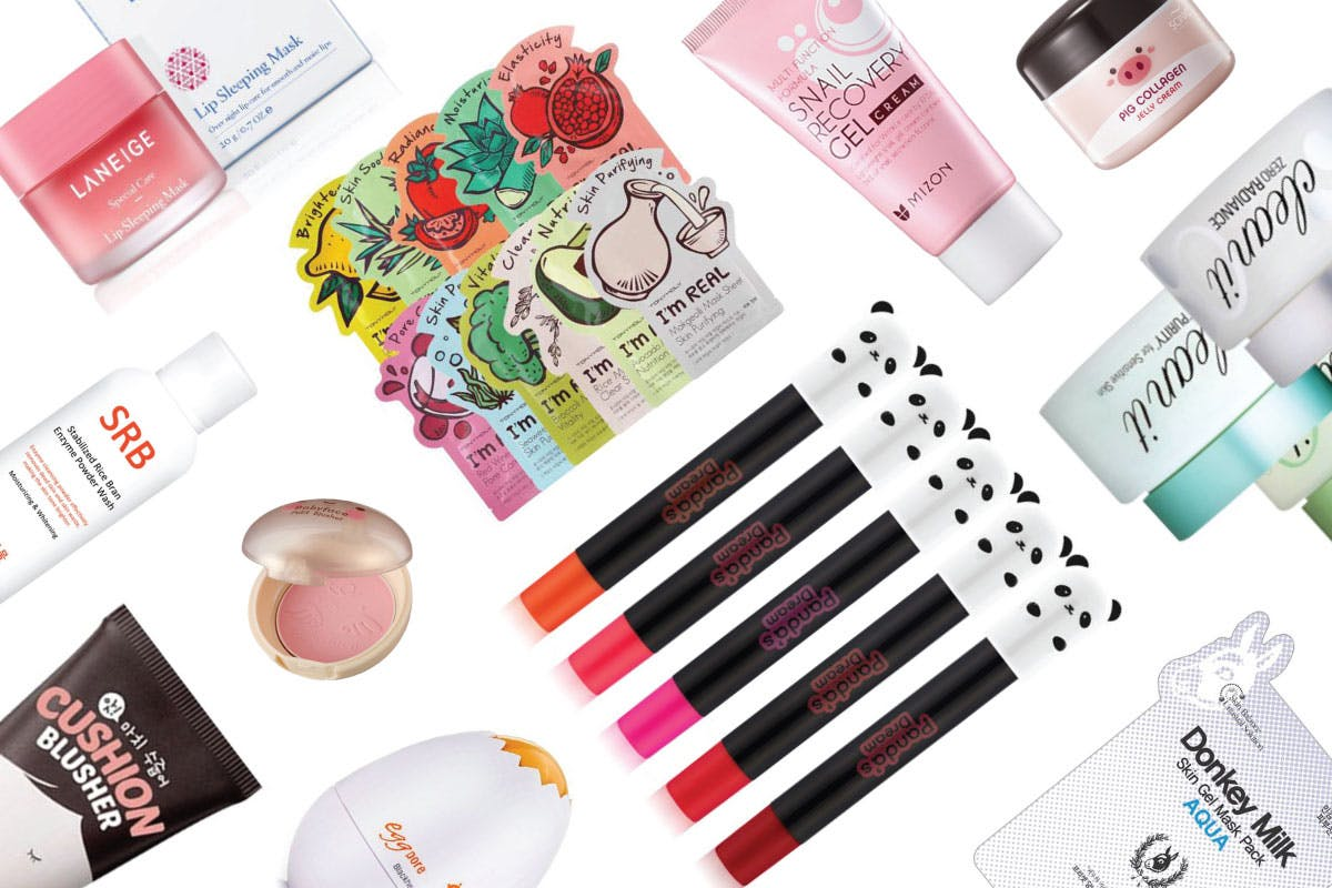 Why K Beauty is So Popular Right Now