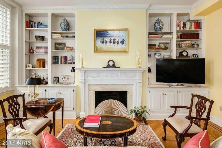Property Crush: Elegant D.C. Condo