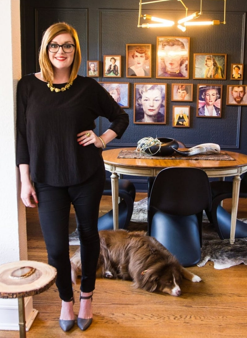 House Tour Greatest Hits: Lauren's Bold Chicago Apartment