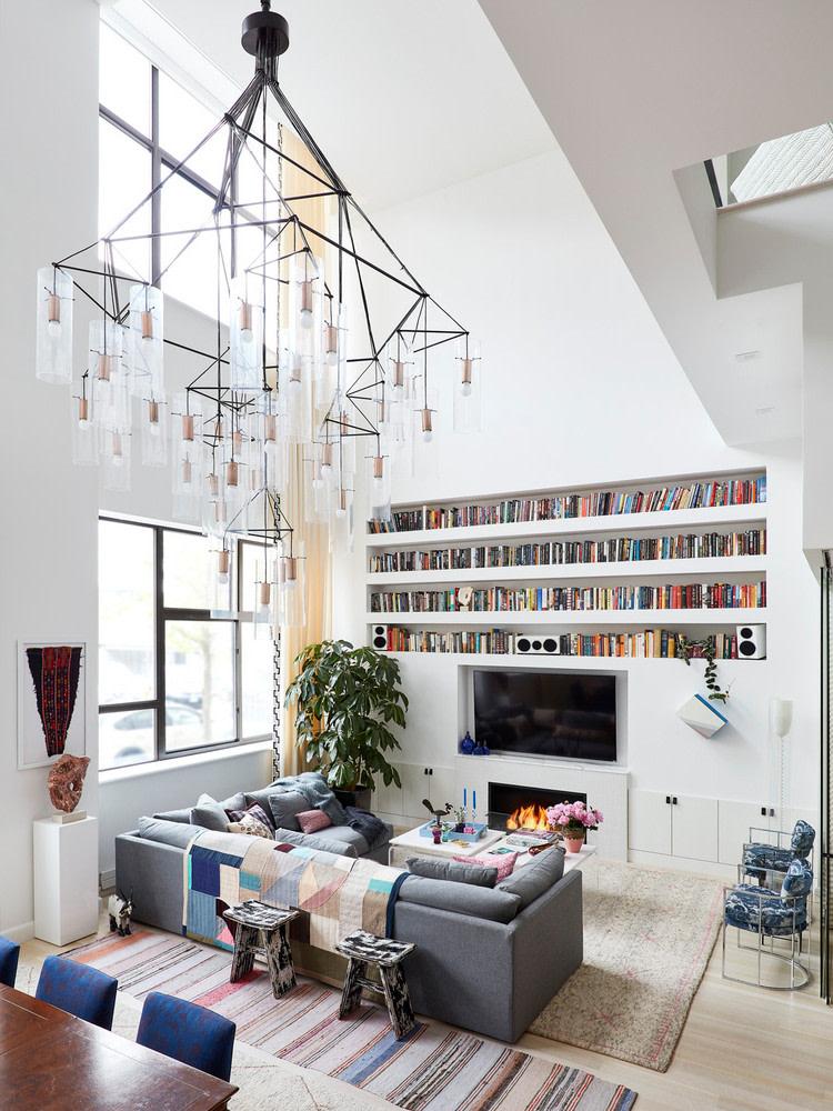 Domino: Designer Jenny Kirchner's Brooklyn Loft