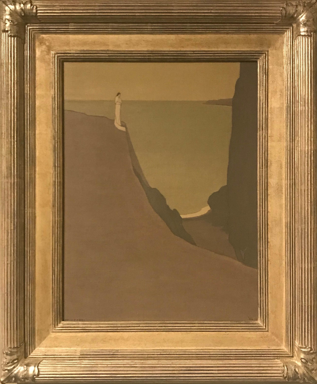 Gottardo Piazzoni's  Reflection