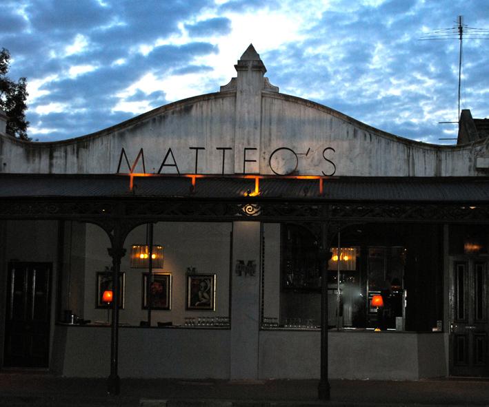 """Matteo's   533 Brunswick St North Fitzroy Melbourne 3065 +61 3 9481 1177                   Normal   0           false   false   false     EN-US   JA   X-NONE                                                                                                                                                                                                                                                                                                                                                                       /* Style Definitions */ table.MsoNormalTable {mso-style-name:""""Table Normal""""; mso-tstyle-rowband-size:0; mso-tstyle-colband-size:0; mso-style-noshow:yes; mso-style-priority:99; mso-style-parent:""""""""; mso-padding-alt:0cm 5.4pt 0cm 5.4pt; mso-para-margin:0cm; mso-para-margin-bottom:.0001pt; mso-pagination:widow-orphan; font-size:12.0pt; font-family:Cambria; mso-ascii-font-family:Cambria; mso-ascii-theme-font:minor-latin; mso-hansi-font-family:Cambria; mso-hansi-theme-font:minor-latin; mso-ansi-language:EN-US;}                           Normal   0           false   false   false     EN-US   JA   X-NONE                                                                                                                                                                                                                                                                                                                                                                              /* Style Definitions */ table.MsoNormalTable {mso-style-name:""""Table Normal""""; mso-tstyle-rowband-size:0; mso-tstyle-colband-size:0; mso-style-noshow:yes; mso-style-priority:99; mso-style-parent:""""""""; mso-padding-alt:0cm 5.4pt 0cm 5.4pt; mso-para-margin:0cm; mso-para-margin-bottom:.0001pt; mso-pagination:widow-orphan; font-size:12.0pt; font-family:Cambria; mso-ascii-font-family:Cambria; mso-ascii-theme-font:minor-latin; mso-hansi-font-family:Cambria; mso-hansi-theme-font:minor-latin; mso-ansi-language:EN-US;}     """