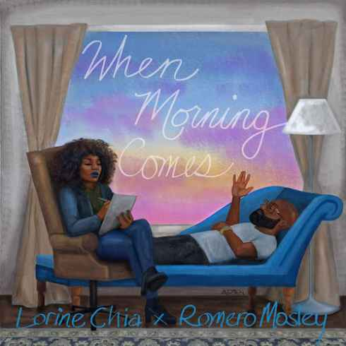 The collaborative EP, When Morning Comes is out now.