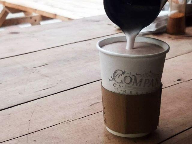 In coffee we trust.  #cmc #compañiamexicanadecafe #coffeshop #coffetime #cafeteria #café #cdmx #mexicocity #ciudaddemexico #lucernacomedor #comedorlucerna #coffeelover #coffeeaddict #instacoffee