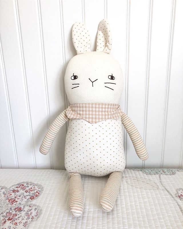 Introducing our newest addition... LAIA BUNNY organic sensory doll 🐰 rattles and crinkles, making it the perfect playtime toy for your little one. 💕 made from 100% organic fabrics and dye. 🍃 **currently, DM orders only, limited supply** #accentyourlittleone #organic #babyessentials #newborn #giftsforbaby 👶🏻