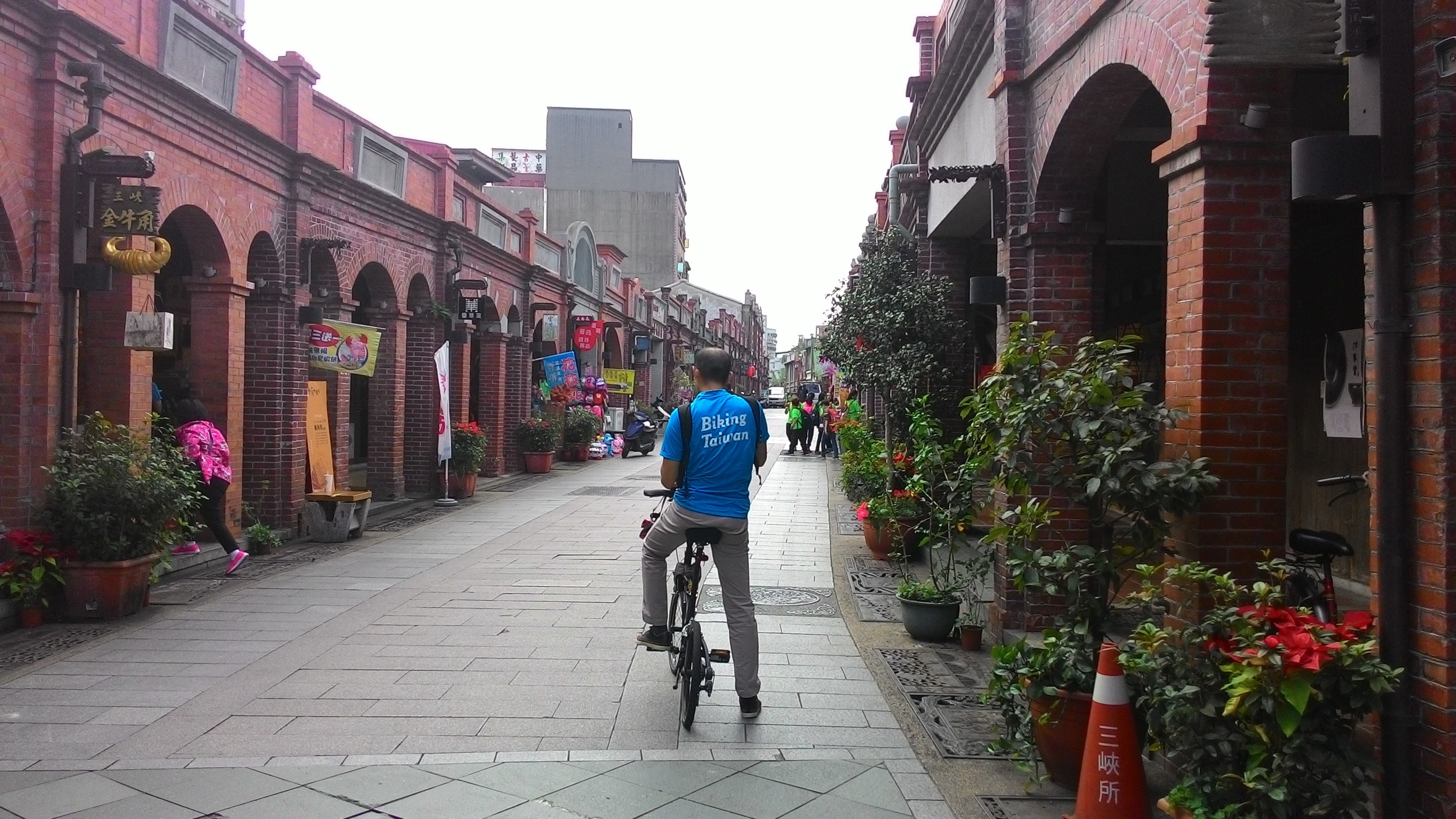 Old streets are the best places to see real Taiwan
