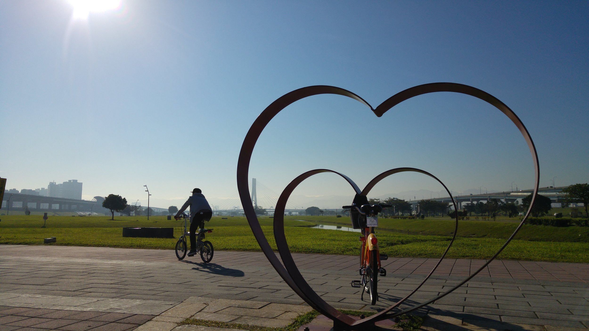 always have a bike in your heart