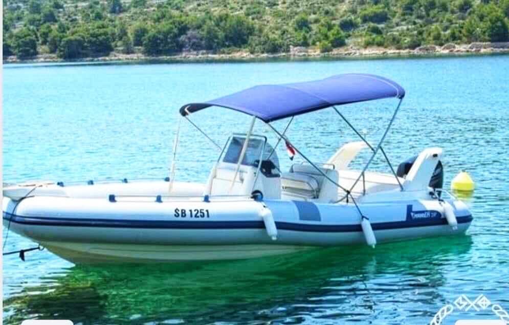 Arrive in style with a private water taxi transfer, door to door from the airport.