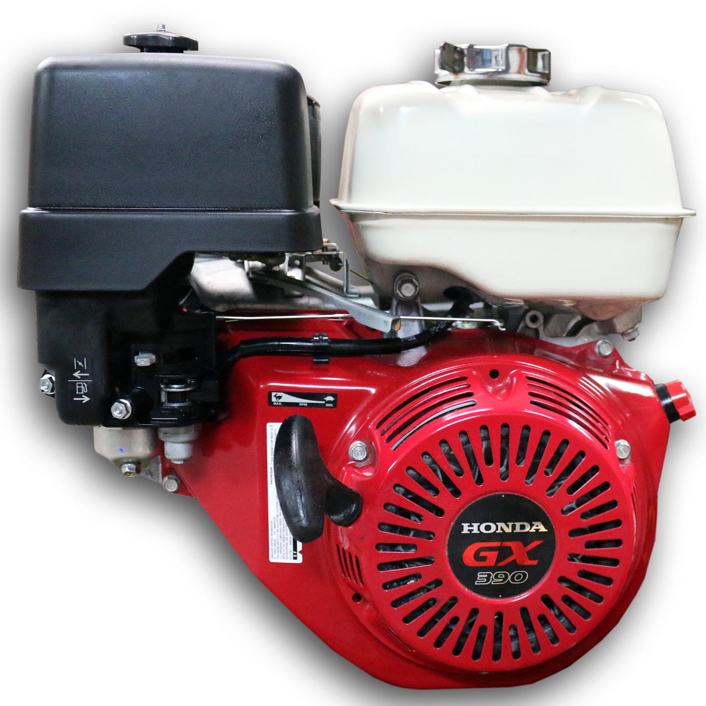 390cc Honda® Engine