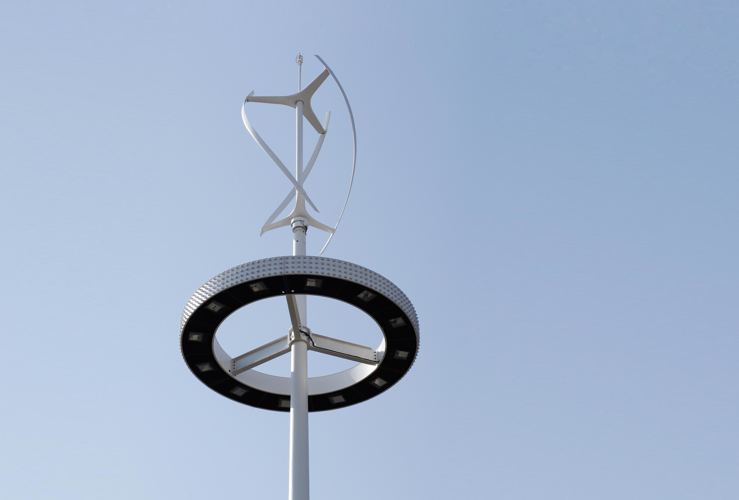 The Memory Masts are designed to keep the memory of the London Olympics alive for years to come.