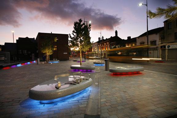 West Bromwich Town Centre