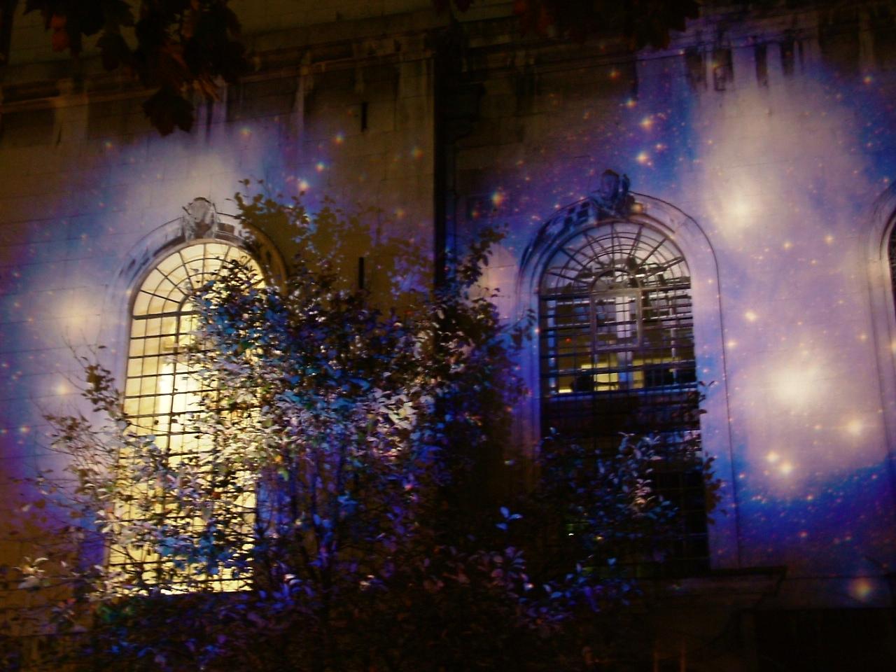 Light Up Queen St, London