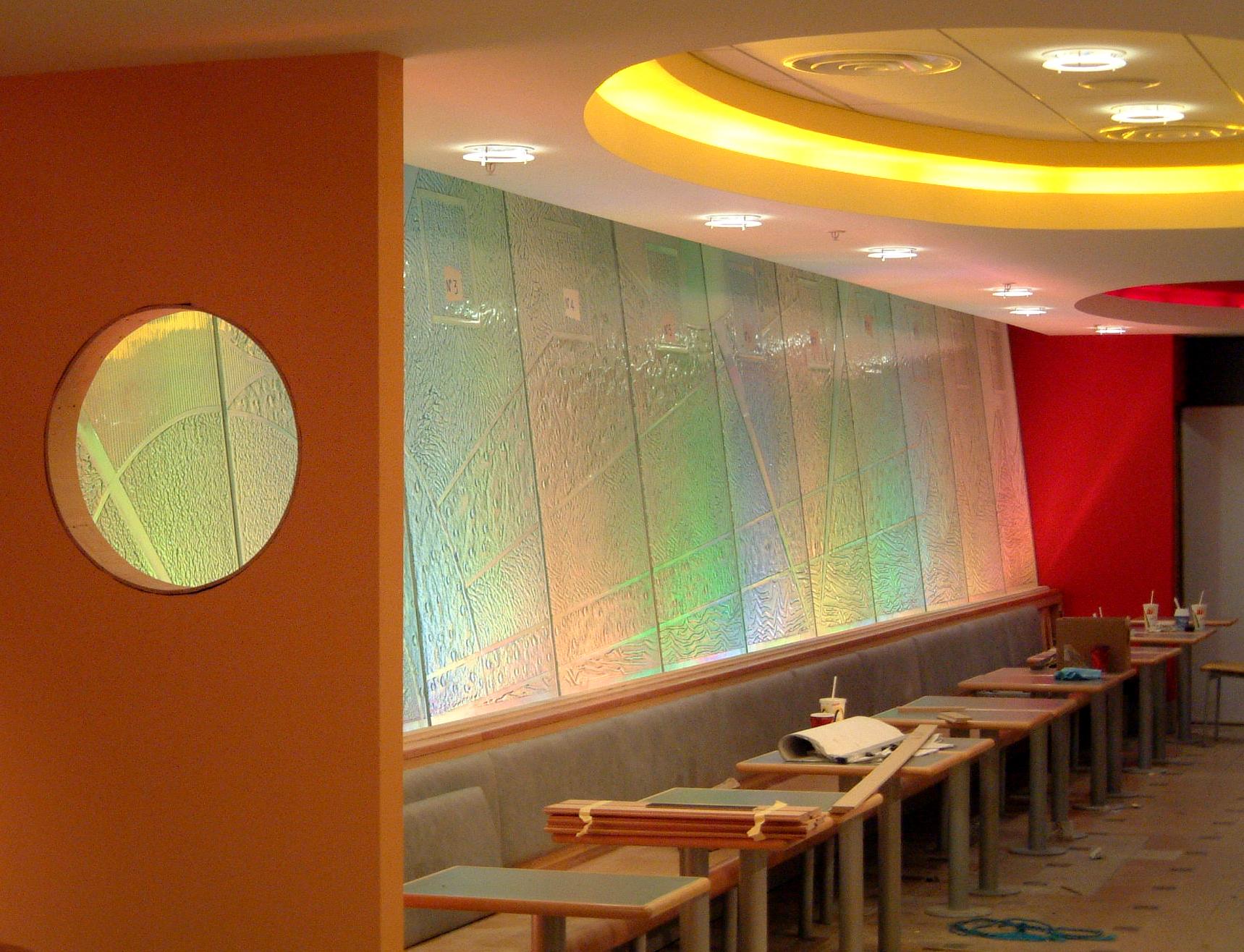 Leeds Mcdonald's Restaurant