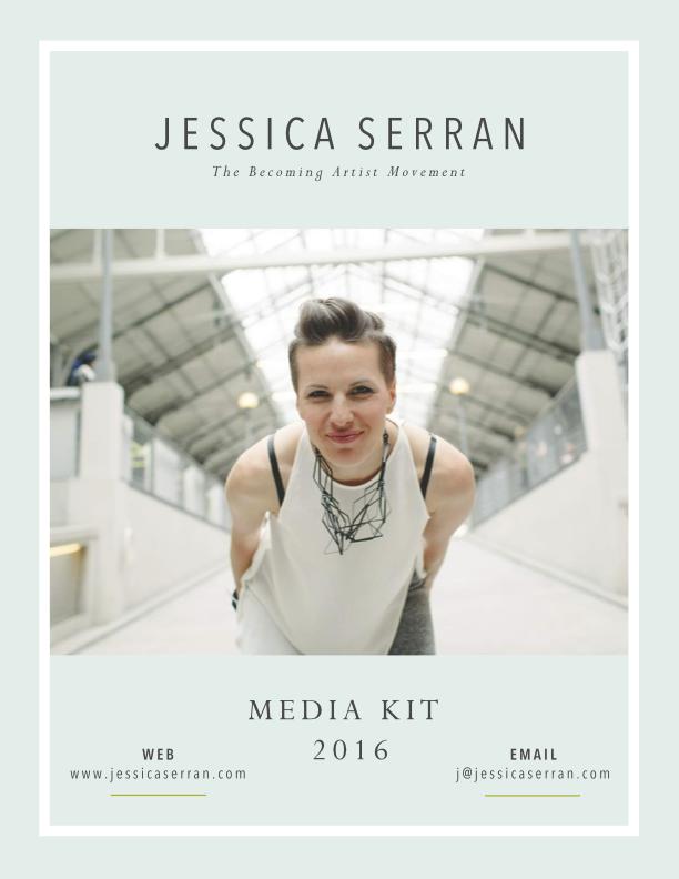 Jessica Serran Media Kit