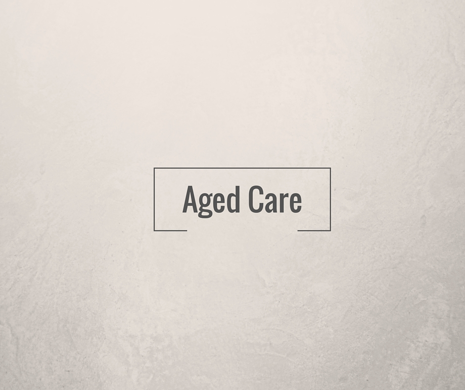 Skincare for aged care residents and elderly skin