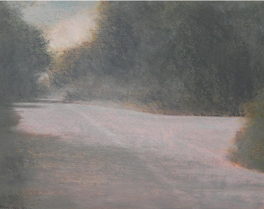 Evening Crossroads l