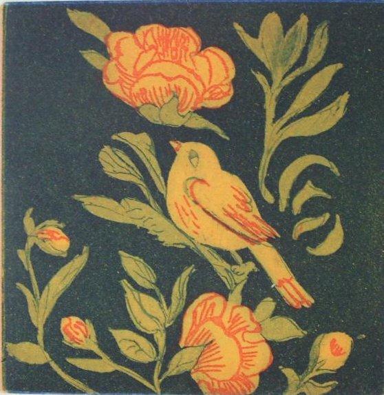 Nightingale and rose 1