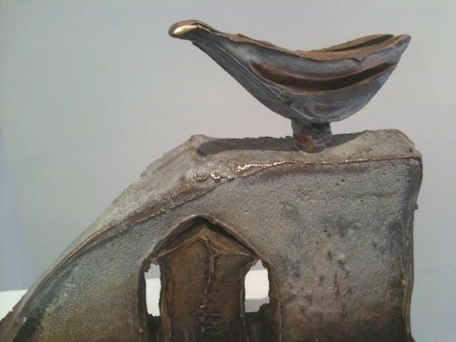 Bird at Glendalough