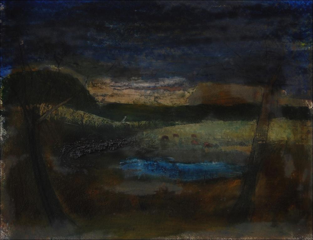 Evening Cattle Sligo II