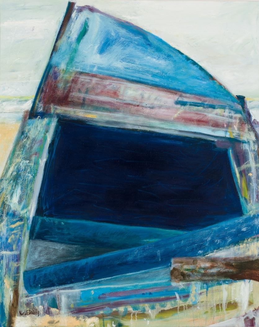 Salty Blue