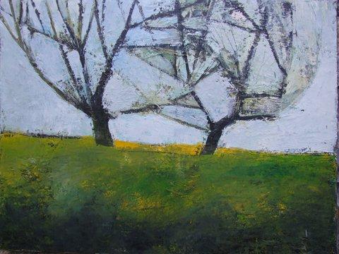 Orchard Duet II