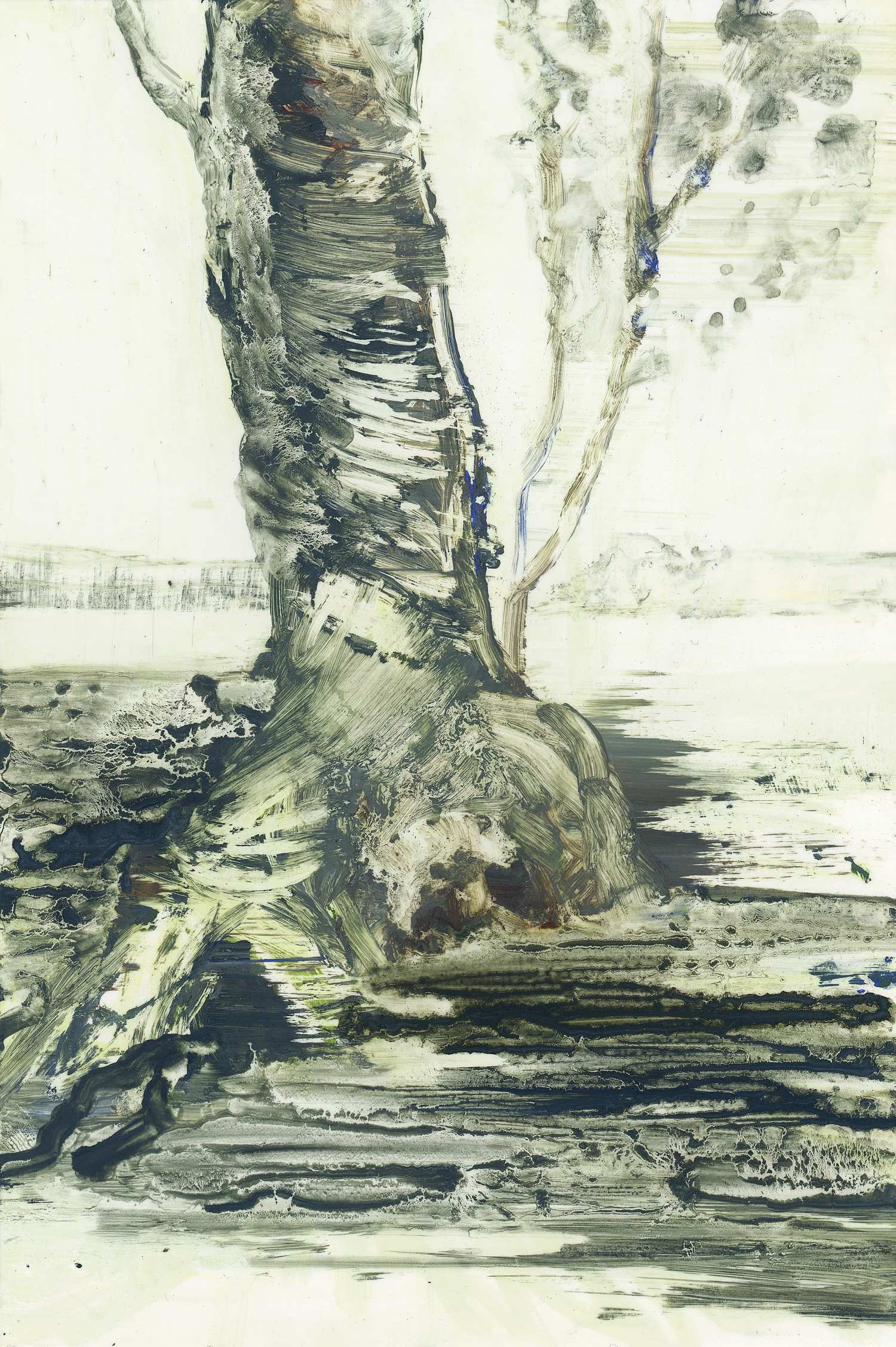 Conor Gallagher Artist. Tree Study II