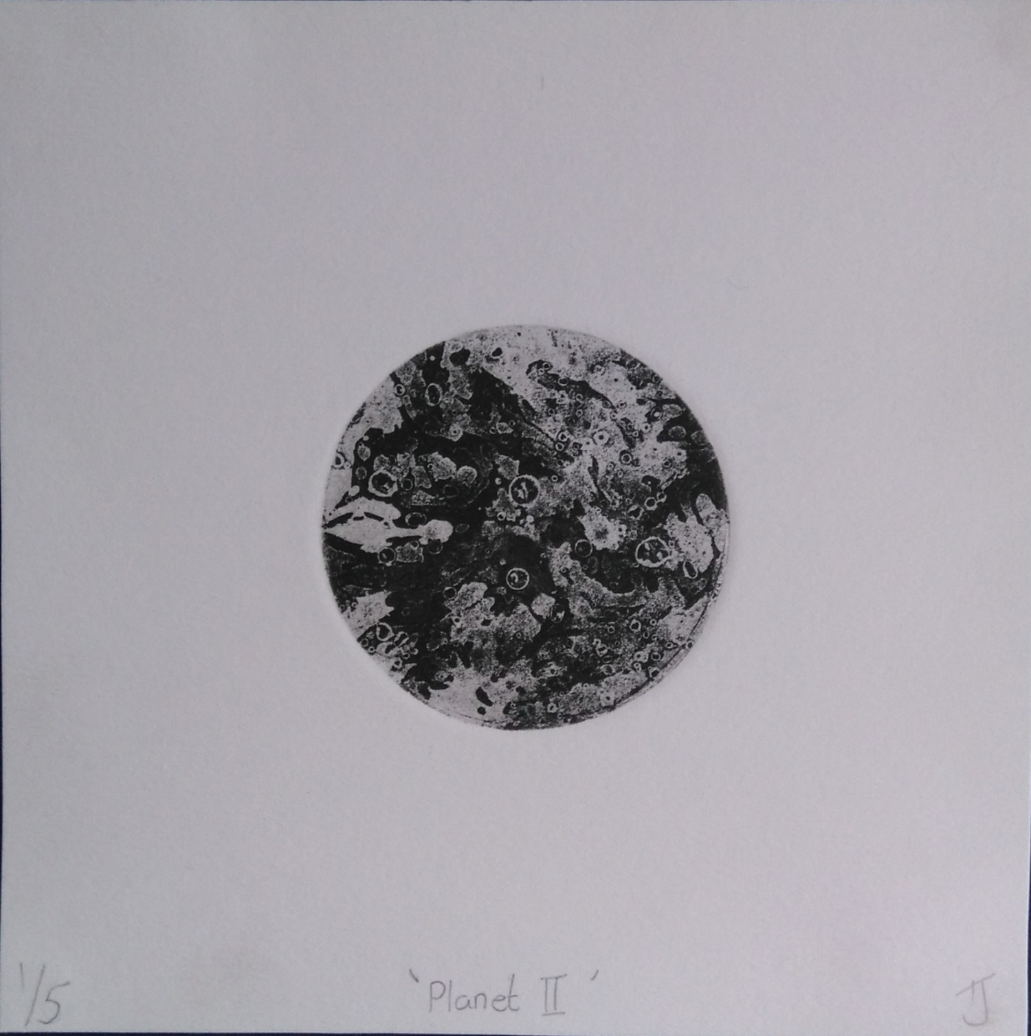 Planet ll by Tara Johnston