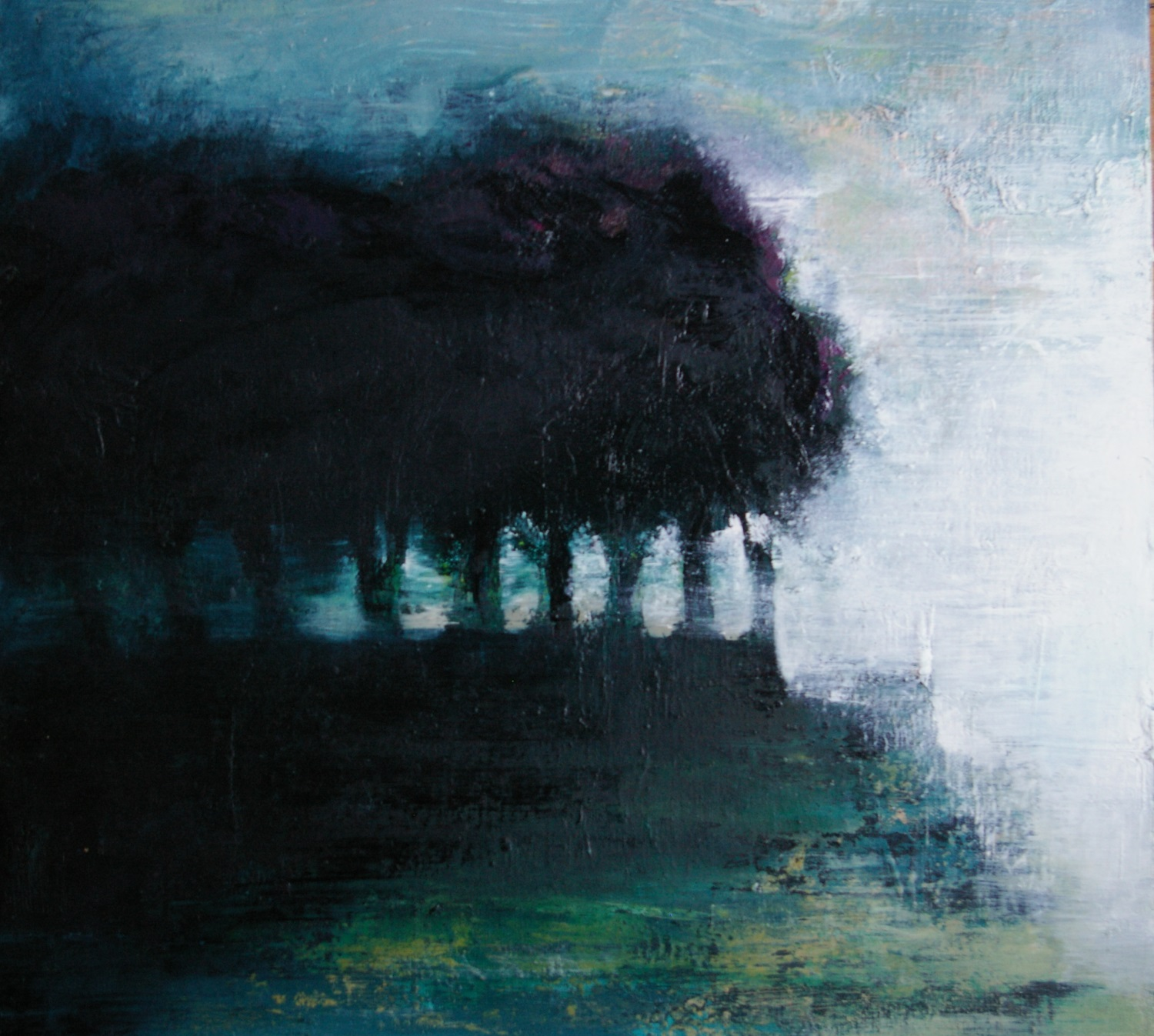 Memories of a walk 5: Way home  - Caitriona O'Leary