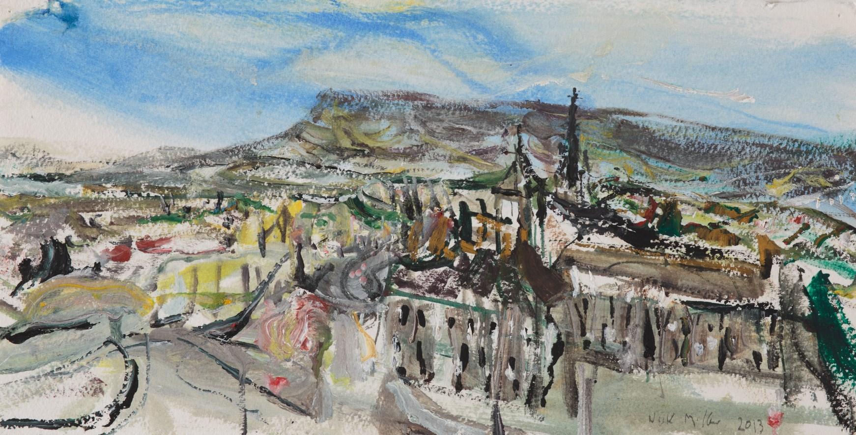 Summerhill 360 study: To Ben Bulben - Nick Miller